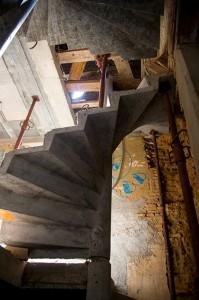 Escalier 3 80x60