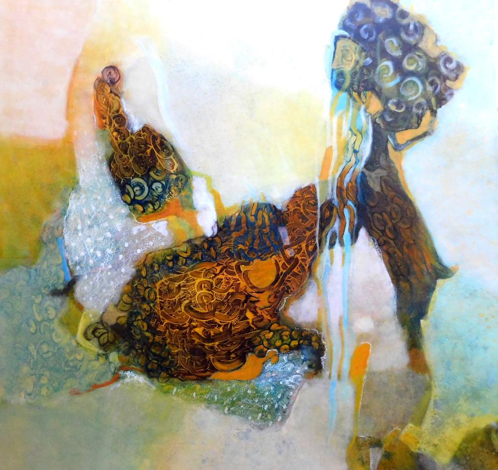 Prix de peinture - art Colomiers expo - Marie Thomas