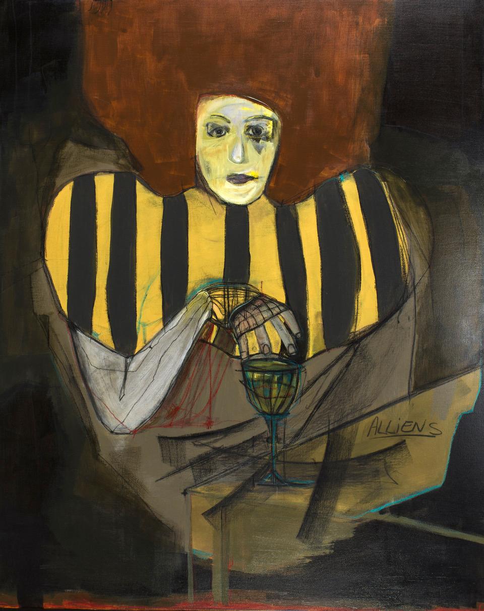 Prix Henri Molina - art Colomiers expo - Delphine Alliens