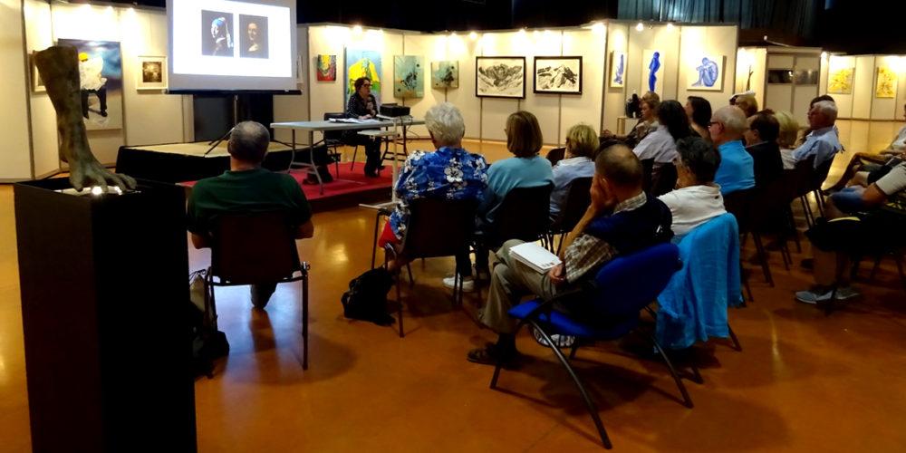 Conférence - art Colomiers expo