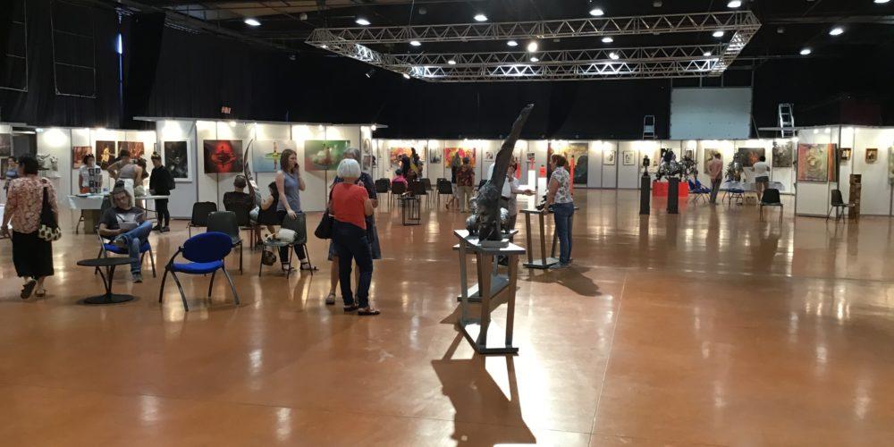 Atelier artistique au Pavillon Blanc à Colomiers